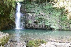 Водопад Ивановский