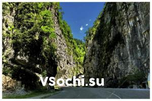 Джиппинг туры в Абхазию