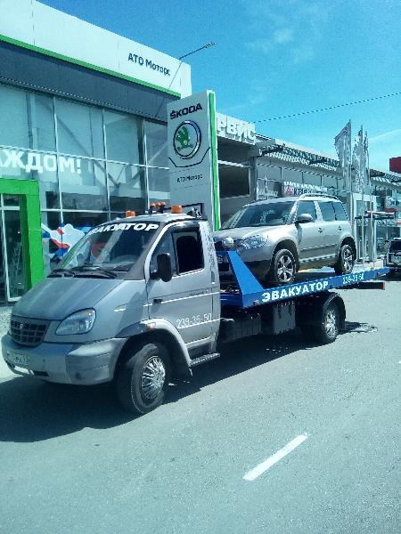 Услуги сервиса эвакуации транспорта «Эвакуатор в Сочи»