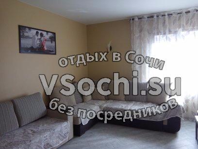 Уютная однокомнатная квартира в Олимпийском парке