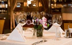 Кафе, клубы и рестораны в Красной Поляне и Роза Хуторе