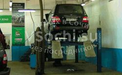 Автосервисы Адлера :<br />ремонт машин, шиномонтаж, автозапчасти